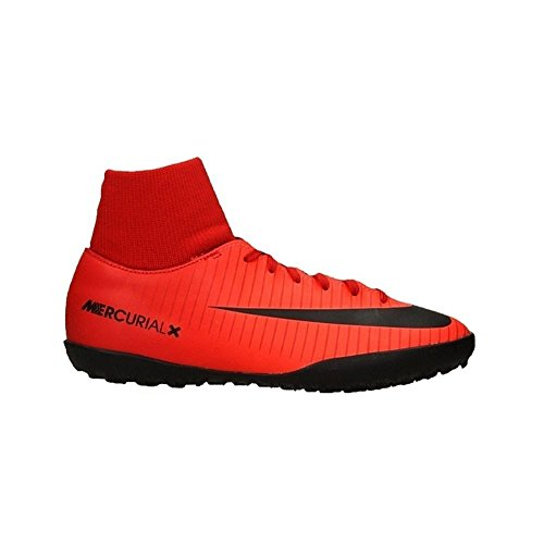 universit 6 616 Karmesinrot Rot Rouge Victory Jr Df Mercurialx Tf schwarz Nike T Football De helles Enfant Chaussures Mixte 6txU7TWwq