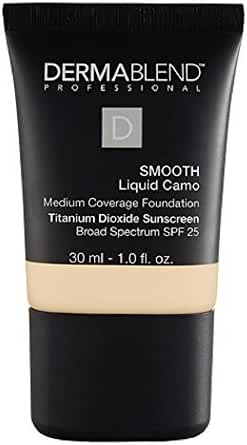 Dermablend Smooth Liquid Camo, Foundation, Natural 25N, 1 Ounce