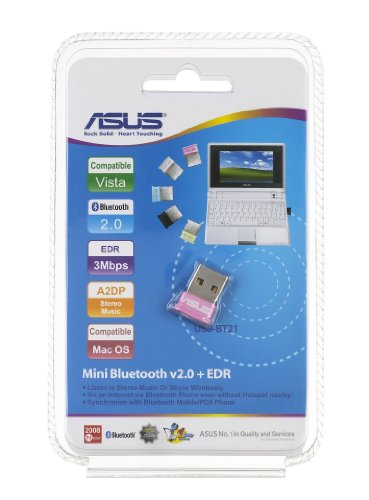 ASUS USB-BT21 - USB Bluetooth 2.0 Adapter - EDR (3Mbps) by Asus (Image #3)