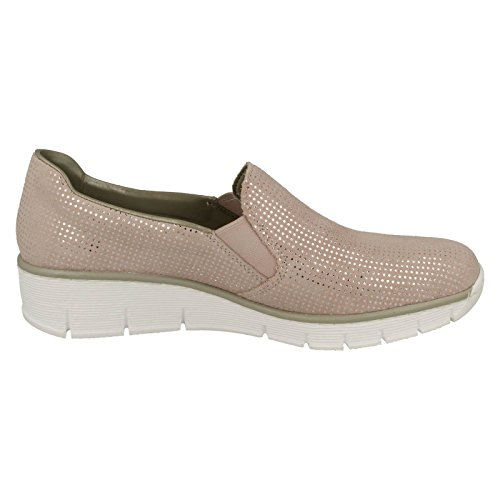 Rieker Melgar Womens Casual Shoes 32 Rose shop cheap price discount prices discount wiki authentic online cheap sale find great ewLROVu