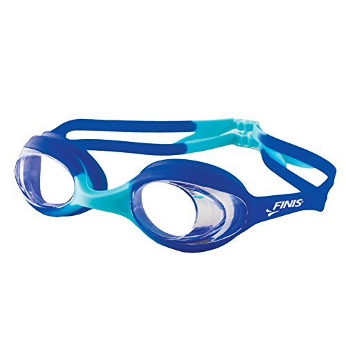 Finis Goggles Swimming - FINIS Swimmies Goggles Blue Aqua/Clear