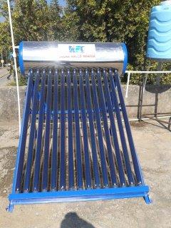Raksel Energy Solutions Stainless Steel Water Heater 100 LPD