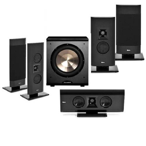 Klipsch Gallery G-16 5.1 Home Theater Bundle-free BIC Acoustech Pl-200 by Klipsch
