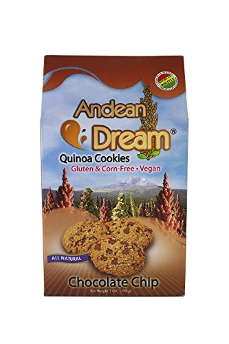 Andean Dream Chocolate Quinoa Cookies product image