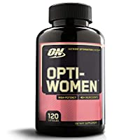 Optimum Nutrition Opti-Women, Vitamin C, Zinc and Vitamin D for Immune Support Womens...