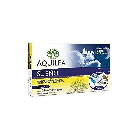 AQUILEA SUEÑOS 1,95 MG 30 COMP: Amazon.es: Salud y cuidado personal