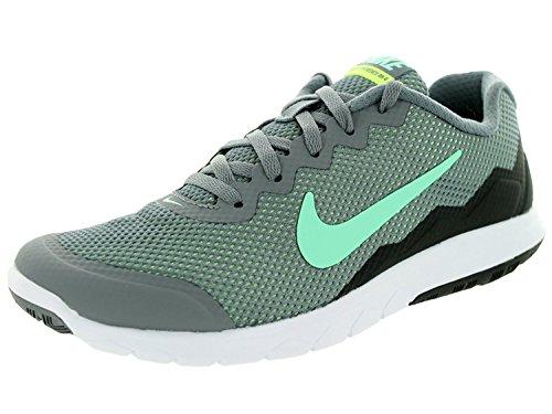 Nike Mens Flex Esperienza Rn (cl Gry / Grn Glw / Anthrct / Ghst Gr) Scarpa Da Corsa, Grau, 36 B (m) Eu / 3 B (m) Uk