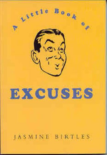 book of excuses and lies