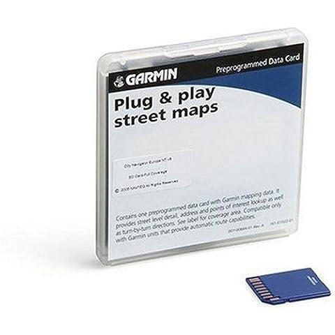 Garmin City Navigator for Detailed Maps of Brazil (microSD/SD Card) - Garmin City Navigator Brazil