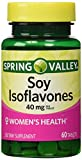 Spring Valley Dietary Supplement Soy Isoflavones