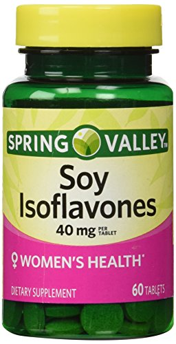 Menopause Soy - Spring Valley Dietary Supplement Soy Isoflavones