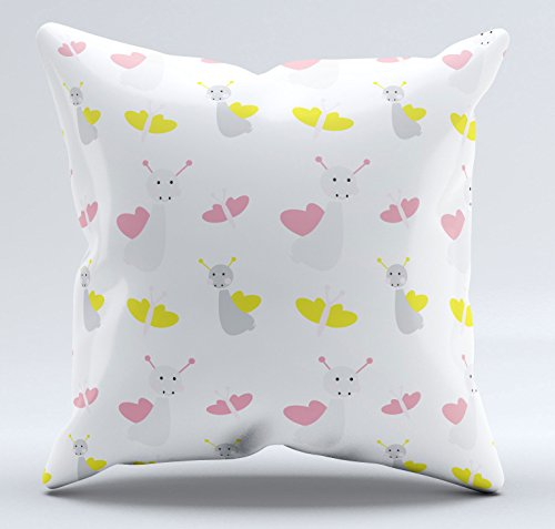 New Bee Baby/Toddler Pillowcase Available in Organic Cotton And Koan Cotton by Tinytweets