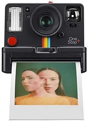 Polaroid Originals OneStep+ Black (9010), Bluetooth Connected Instant Film Camera 41e7zkhPY3L