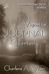 Cornerstone Deep Series Vignette Journal Quarterly Paperback