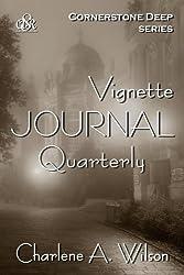 Cornerstone Deep Series Vignette Journal Quarterly