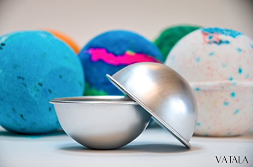 Metal DIY Bath Bomb Mold product image