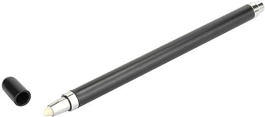 アルミ合金タブレットペンを使用して、ユニバーサルスクリーンタッチペンを使用すると便利です。(black)