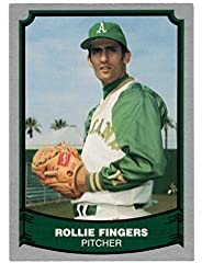 Rollie Fingers - Oakland A's (Baseball Card) 1988 Pacific Legends I # 103