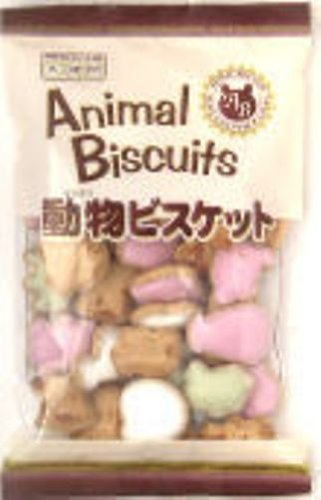 Shun Kakichi Soan animal biscuits 115gX15 bags