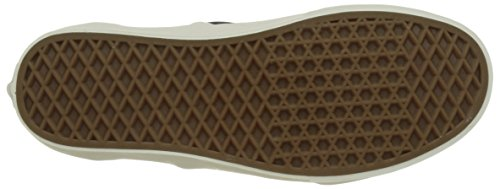 Vans Ua Classic Slip-On, Zapatillas para Hombre Azul (Leather Perf Dress Blues/friar Brown)