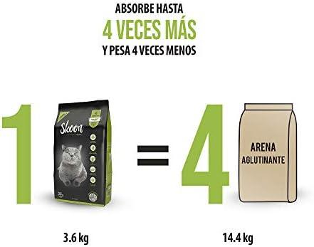 Arena Premium para Gatos 4
