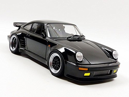 Amazon.com: Auto Art (AUTOart) AUTOart 1/18 Porsche 911 (930) Turbo Wangan Midnight Black Bird finished product: Toys & Games