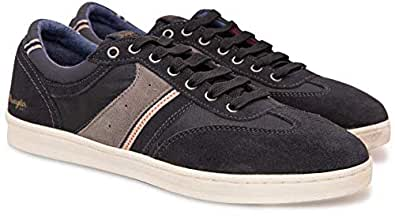 wrangler Black Fashion Sneakers For Men