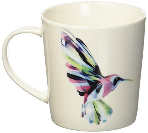 Paperproducts Design 603107 Corfu Hummingbird Design Gift Boxed Mug, Multicolor