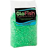 GloFish Aquarium Gravel, Green Fluorescent, 5-Pound