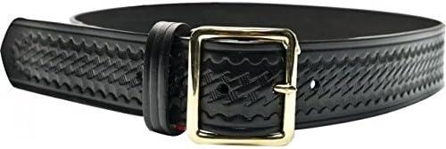 Black Brass Gould /& Goodrich B52 Garrison Belt Size 46