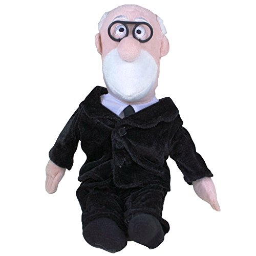 Sigmund Freud Plush Doll - Little Thinkers by The Unemployed Philosophers Guild