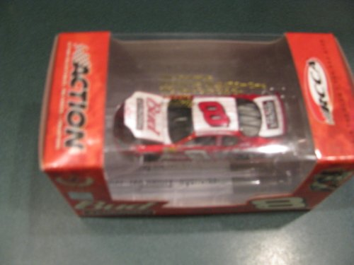 2003 Dale Earnhardt Jr #8 Budweiser Chicago All Star Allstar Game Monte Carlo 1/64 Scale Diecast Action Racing Collectables Club of America RCCA Hood Opens Trunk Opens HOTO Limited Edition Only 3316 Produced