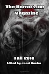 The Horror Zine Magazine Fall 2018 Paperback