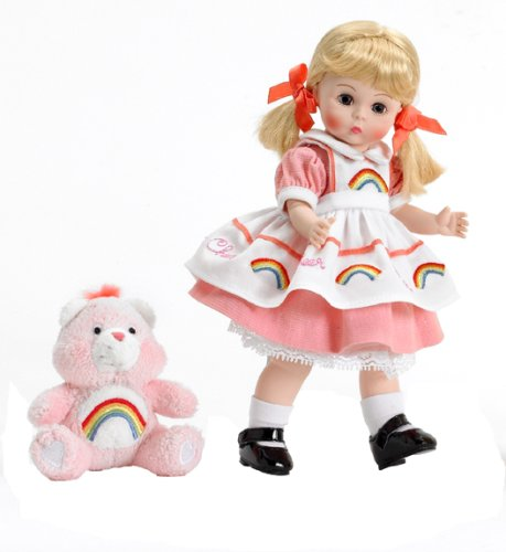 (Madame Alexander Dolls Wendy Loves Cheer Care Bear , 8