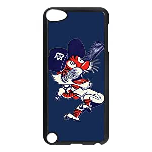 Detroit Tigers Customize iPod 5 Protective Hard Plastic Shell Cover Case Suit For iPod Touch 5th Generation