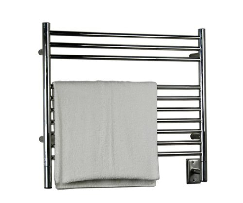 Amba KSB-30 Ks-30 K-Straight Heated Towel Rail In - Straight Rail Heated Towel
