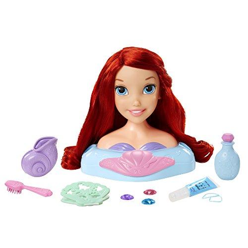 Disney Bath Princess (Disney Princess Ariel Bath Time Styling Head)
