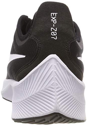 001 Scarpe Exp white Nike black Uomo Basket z07 Da Nero zUxEw