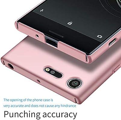 Amazon.com: Carcasa para Sony Xperia XZ Premium, Almiao ...