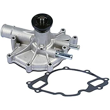 New Water Pump W// Gasket For Ford Mustang Lincoln Mark VII 5.0L E6AZ8501A AW4038
