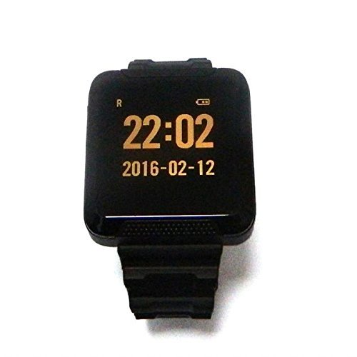 Spy Covert Gear (Lawmate Smart Watch 720P Pinhole Hidden Covert Camera DVR235 PV-WT10)