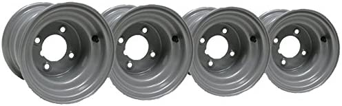 Parnells Four-8 inch wheel rim ride on lawnmower quad bike 7.00x8 4 stud compact tractor