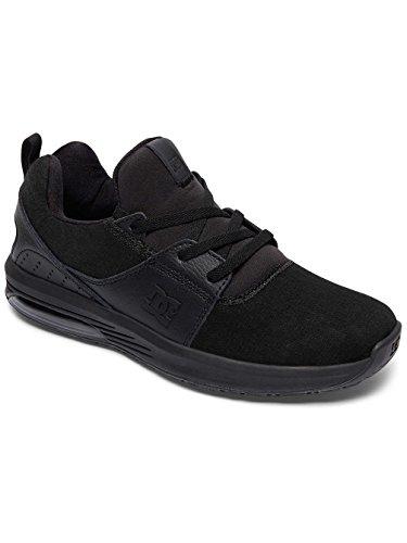 DC Shoes Heathrow IA - Shoes - Chaussures - Femme - US 8 / UK 6 / EU 39 - Noir