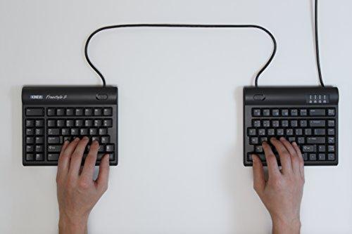 ec22479ee88 Kinesis Freestyle2 Ergonomic Keyboard for PC (20
