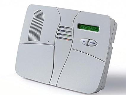 Kit de alarma WA34 Visonic Powermax, con llavero, contacto ...