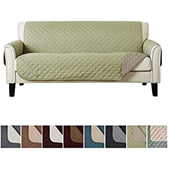 Amazon.com: Funda para sofá reversible para mascotas ...