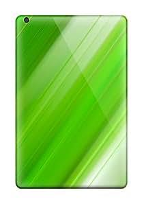For ZippyDoritEduard Ipad Protective Case, High Quality For Ipad Mini/mini 2 Fresh Green Abstract Skin Case Cover