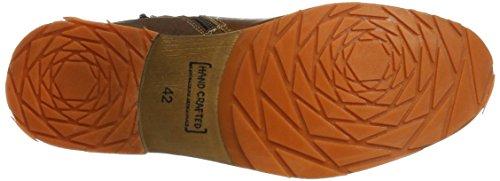 Bullboxer 5850a, Botines para Hombre Marrón (Cognac)