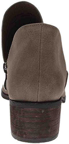 Fashion Womens Corkys Toe Ankle Almond Brown Trench Boots wR1S4