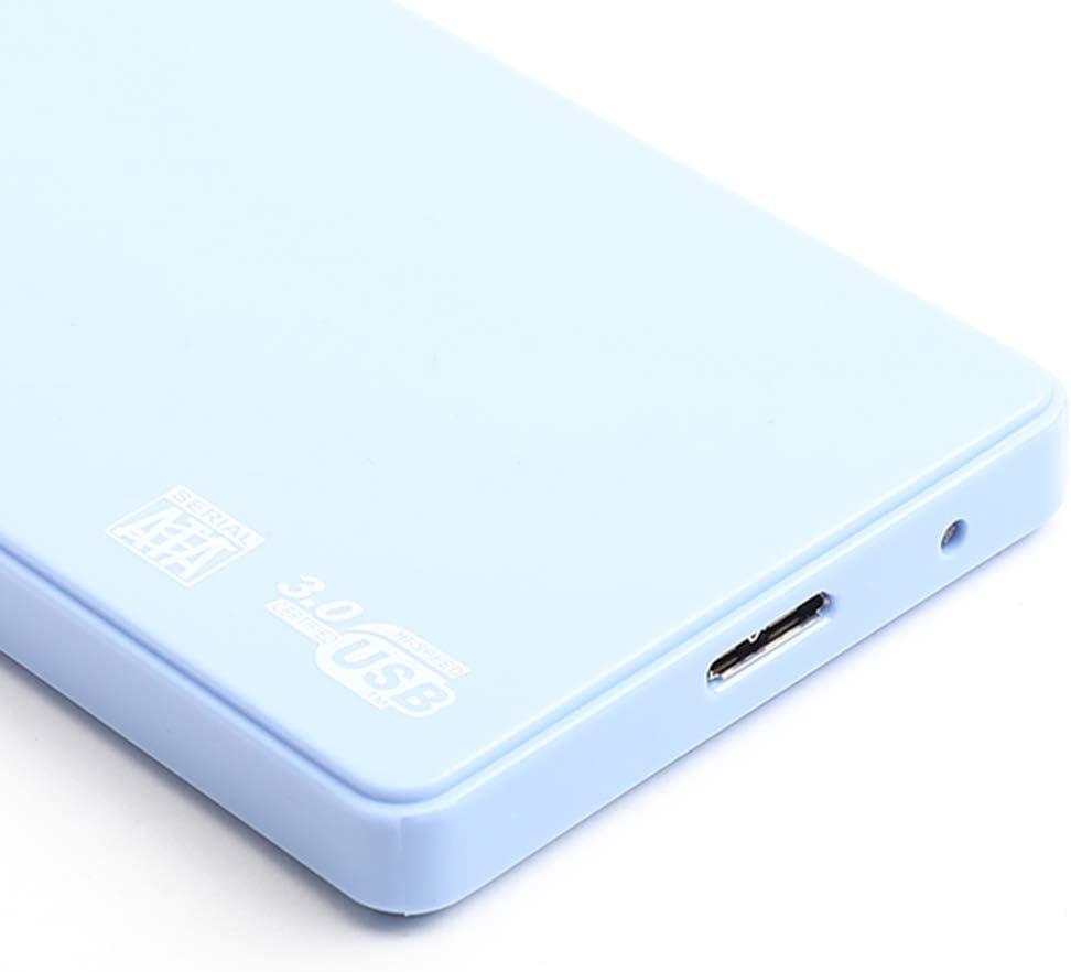 B Baosity Disco Duro Externo Portátil de 2 TB con Cable USB, Alta ...